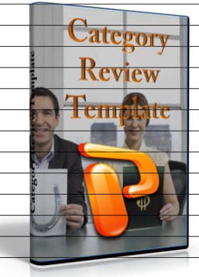 FMCG Category Review Template