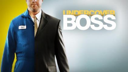 Get the Undercover boss treatment